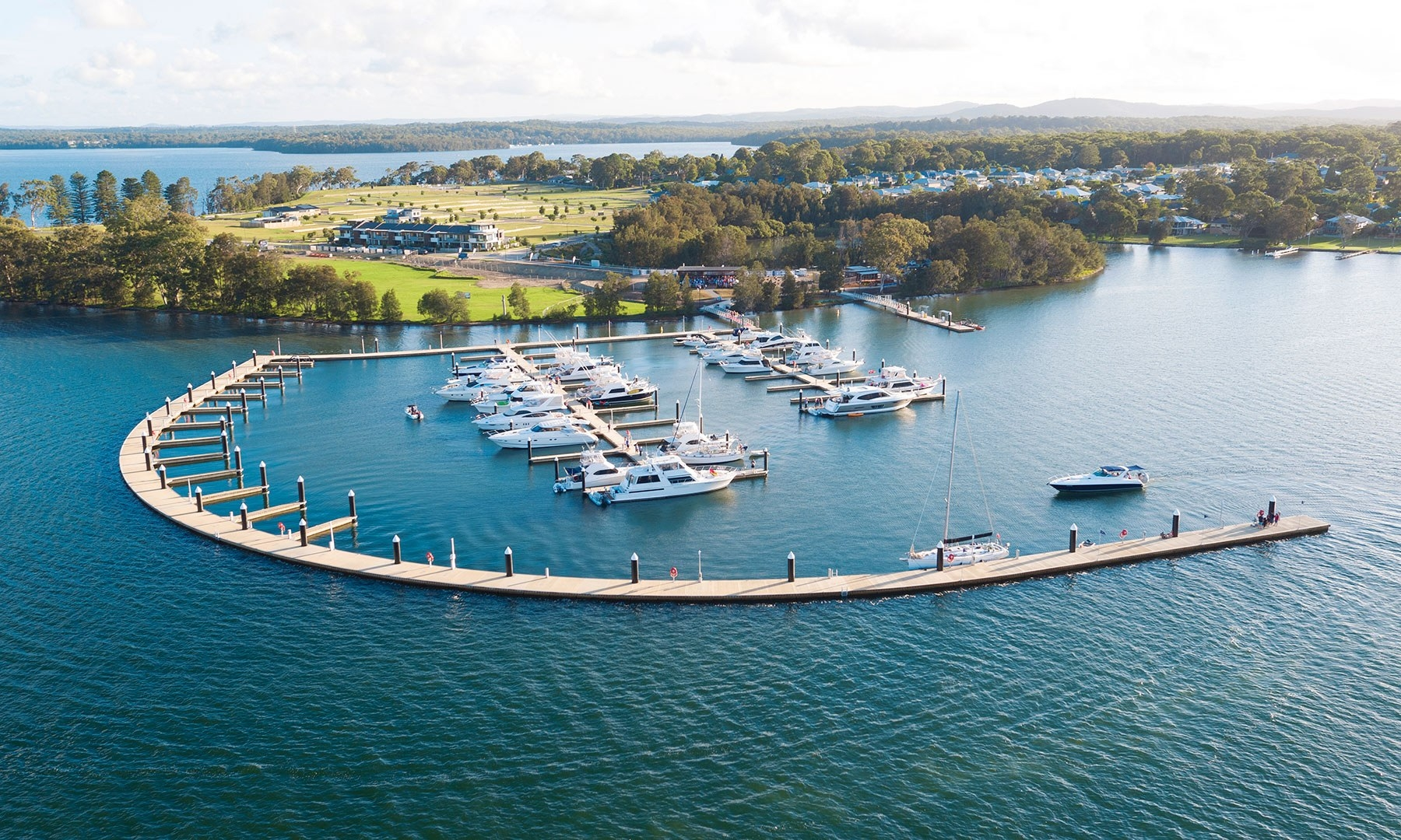 World Class Marina Facilities